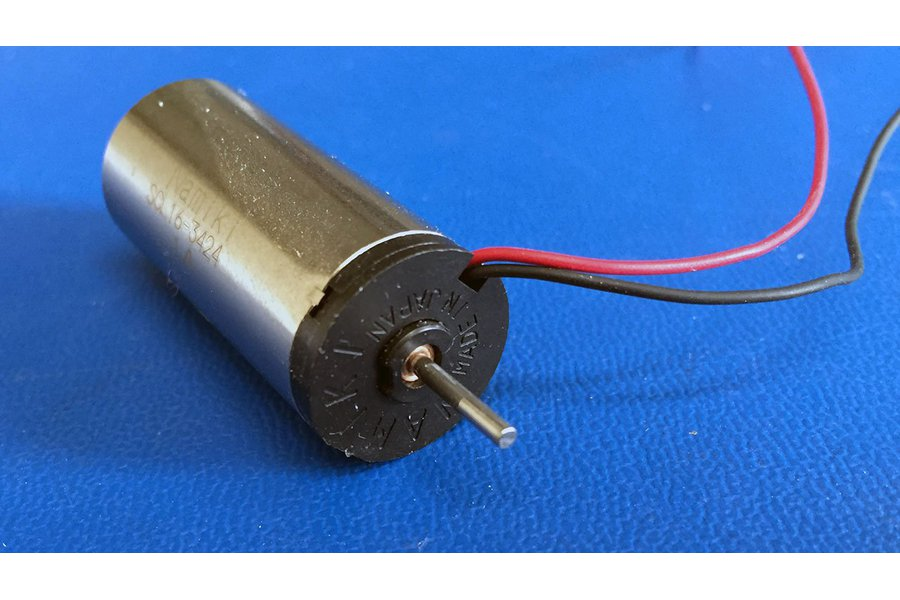 Namiki 16mm Brush Motor