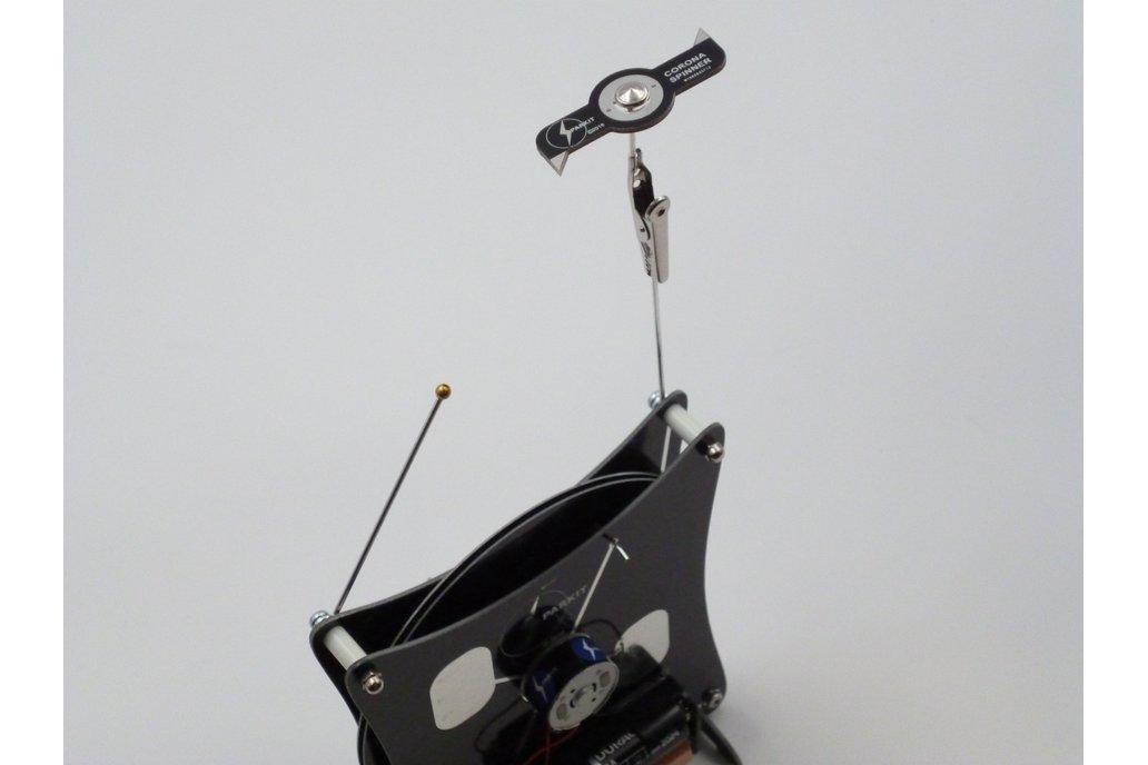 SparKIT - Mini Electrostatic Generator 6