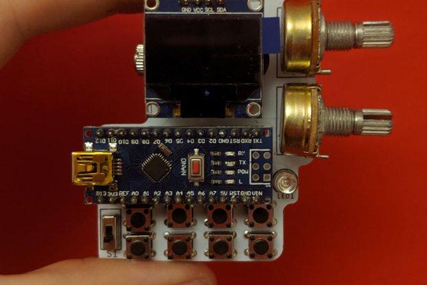Minor: Arduino Audio Development Board Kit