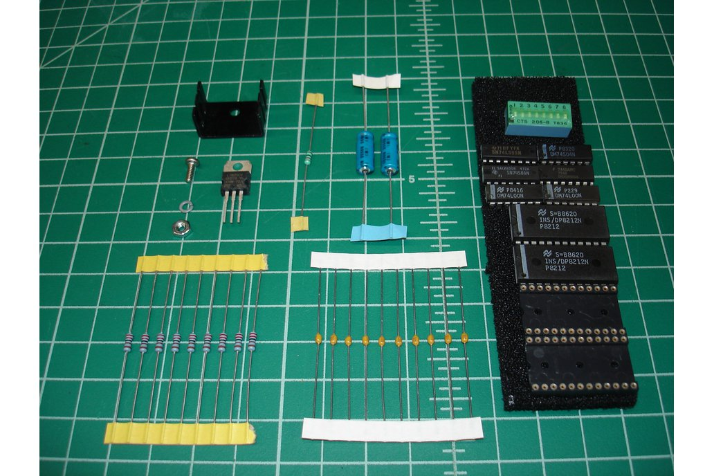 Solid State Music IO-2 Basic Parts Kit 1