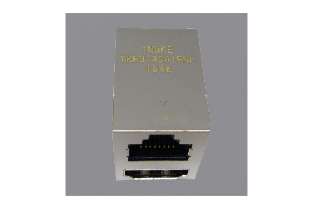 INGKE YKHU-8201ENL RJ45 Jack with HDMI  1
