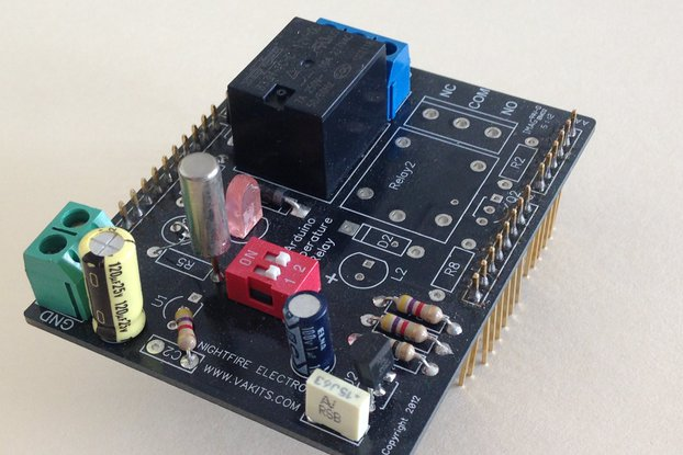 Arduino Sensor Shield Kit - Tilt Switch