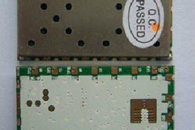 Long distance high-power 1W walkie talkie module