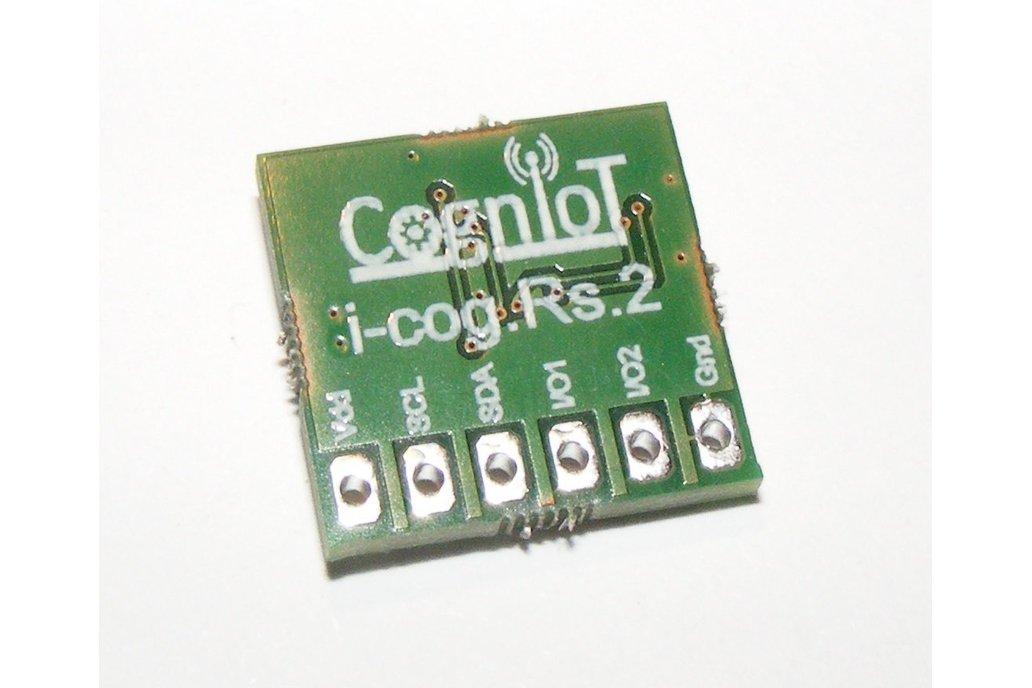 iCog Rate Sensor 1