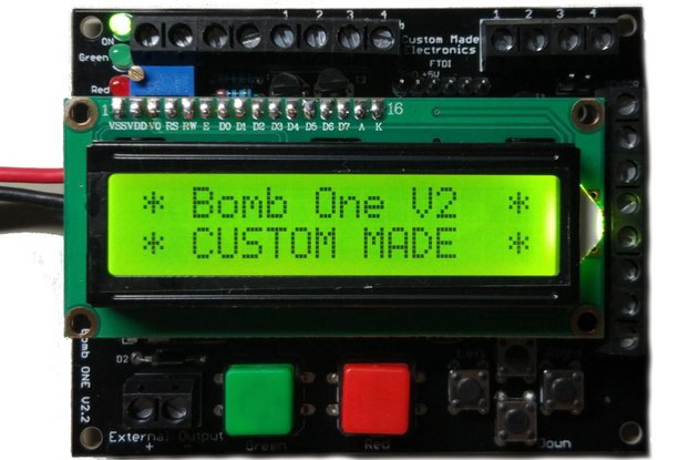 BombONE Prop Bomb