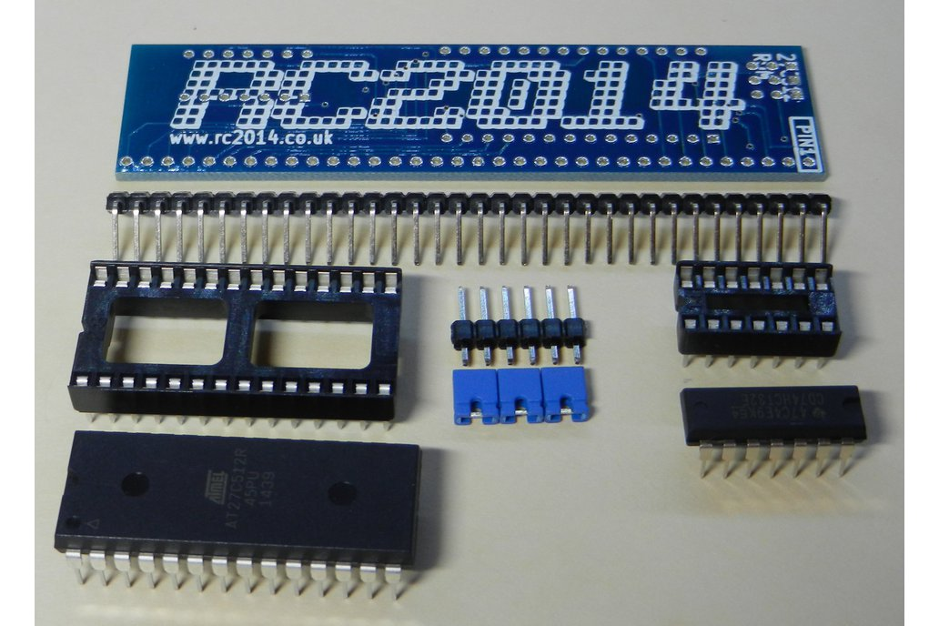ROM Module For RC2014 - Z80 Homebrew Computer 2