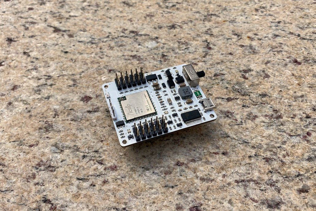TinyPlan 97 Development Board 1