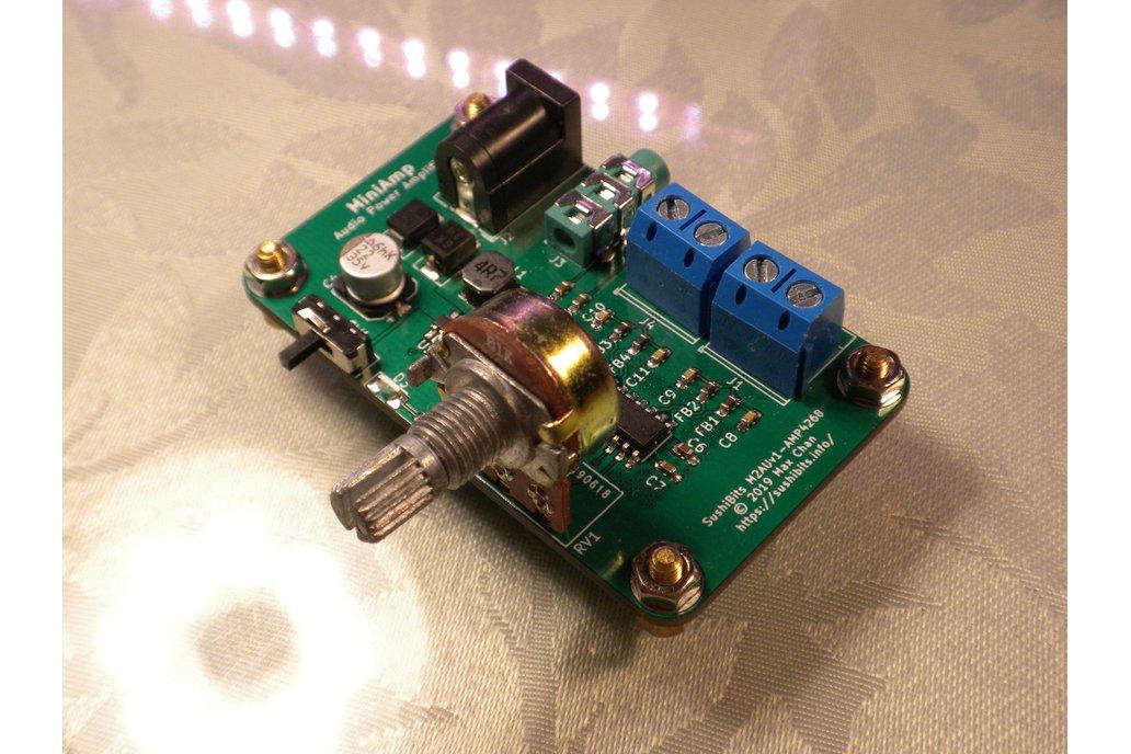 MiniAmp Speaker Amplifier Board 1