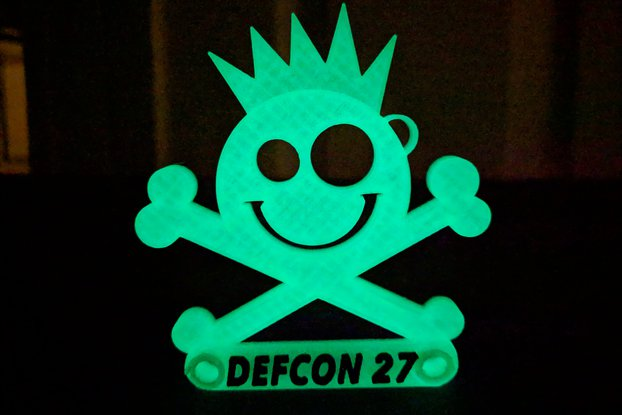 New Jack Badge- Standard Printed  - Defcon 27