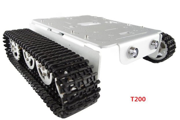 T200 Metal Tank Car Chassis