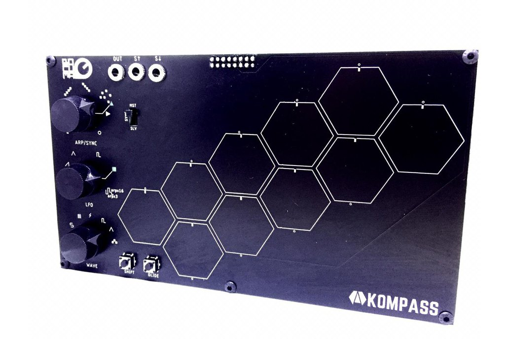 KOMPASS Digital Mini Synth 1