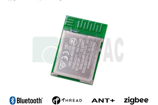 nRF52833 Modue BT5.2 Raytac MDBT50Q (42 GPIO)