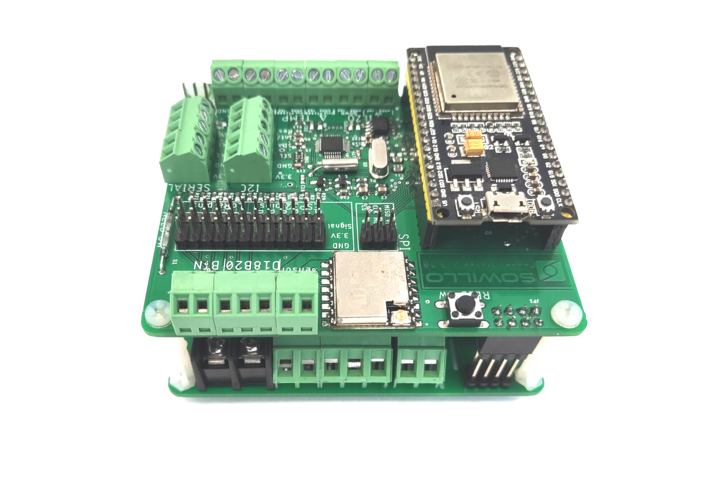 Solar thermal differential controller 1