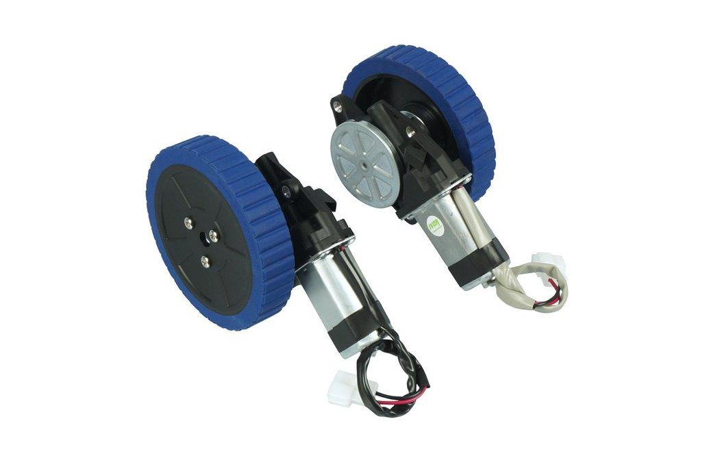 Motor Mount & 5 Inches Wheel Kit 1
