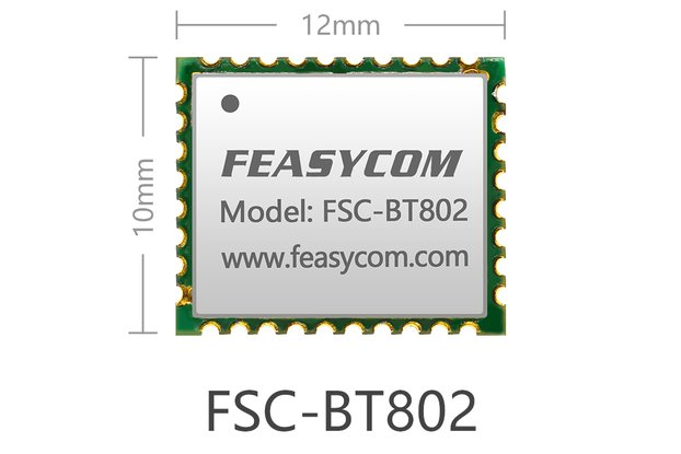 Feasycom FSC-BT802 CSR8670 Bluetooth 5.0 Module