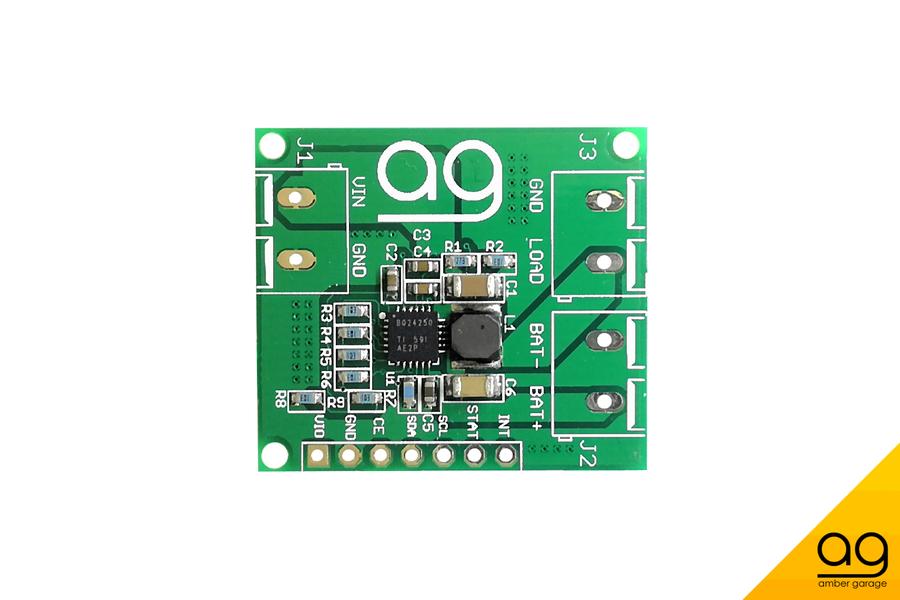 BQ24250 Breakout Board - LiPo Switching Charger