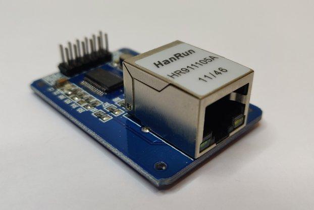 ENC28J60 module