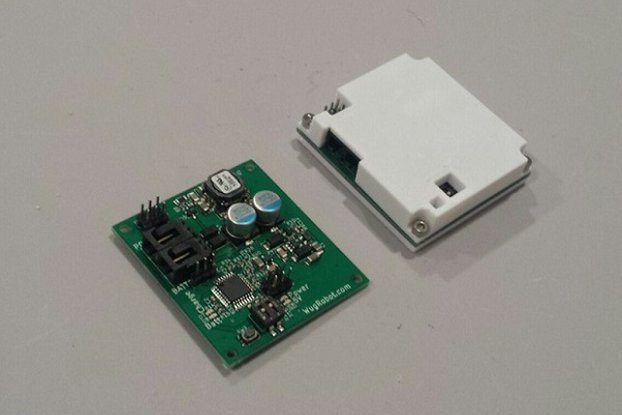PiON - UPS for Raspberry Pi