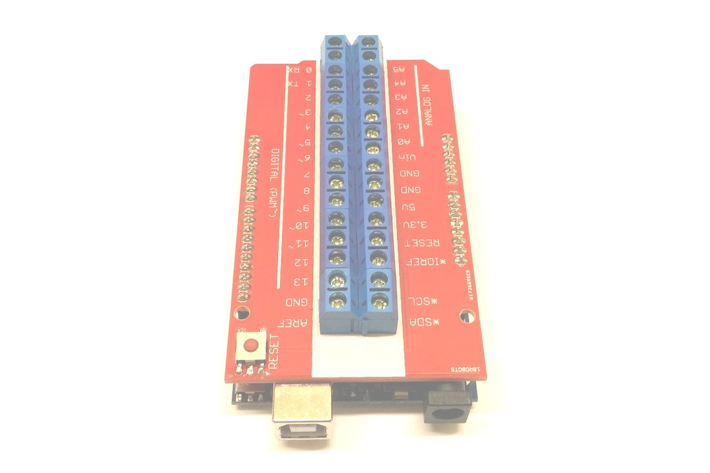 Screw Terminal Shield for Arduino 5