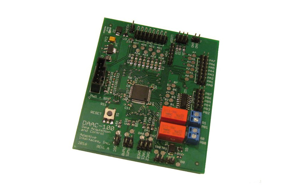 DAAC-100 Data Acquisition and Control for the RPi 1