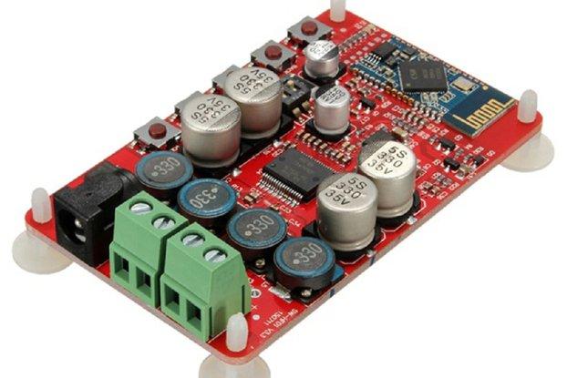TDA7492P 25W+25W Wireless bluetooth 4.0