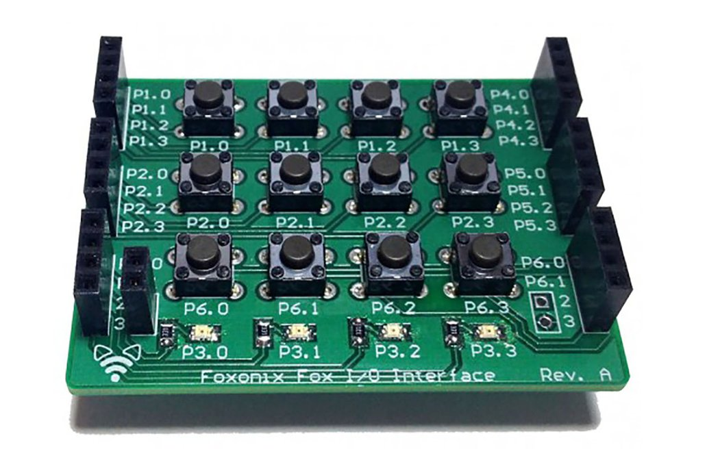 Foxonix I/O Interface Board Kit 1