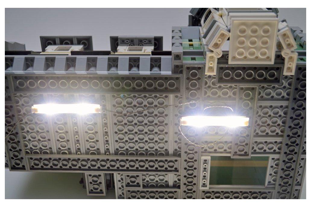 Warm White LED Light Strip Starter Kit 5