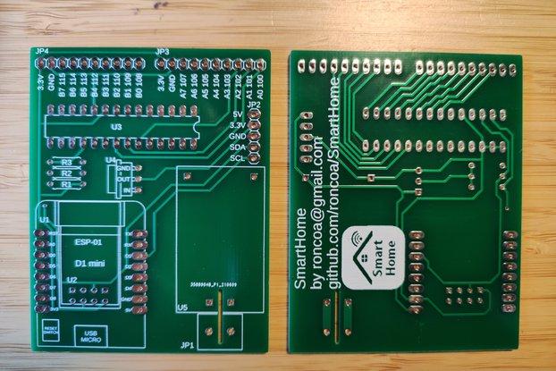 ESP8266 expander simple