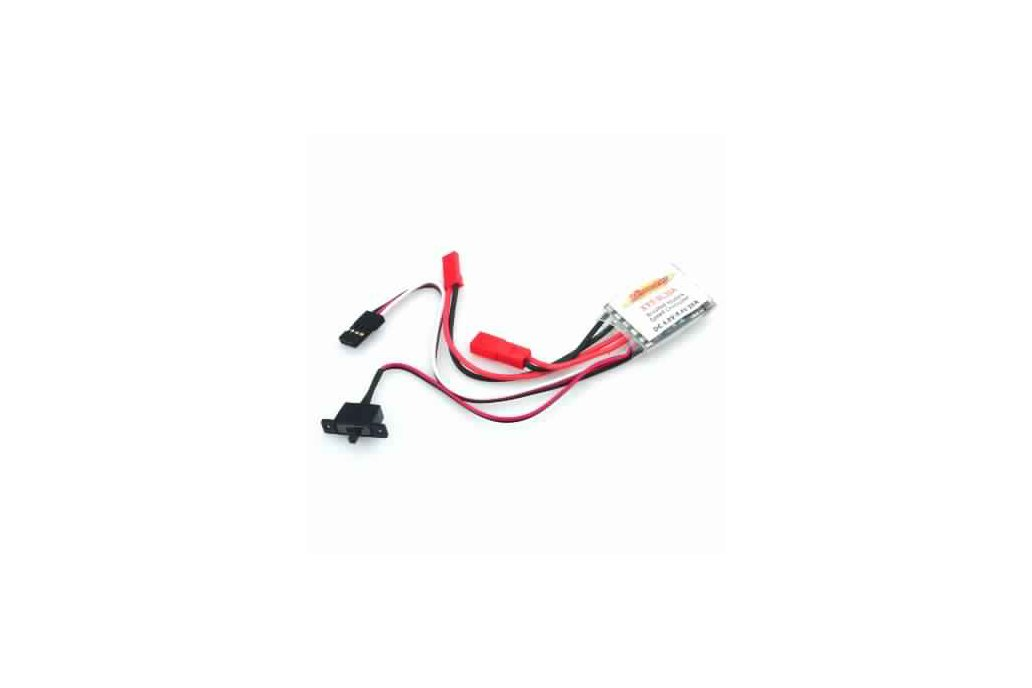 Electronic Speed Controller for RC Projects 4