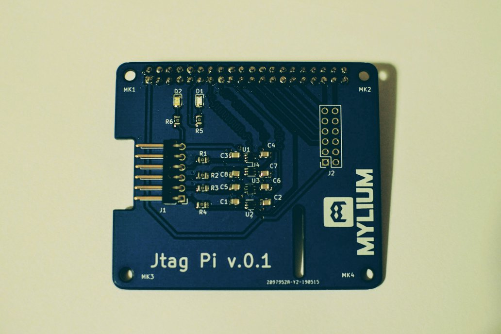 Remote Programmer for FPGAs (Xilinx) 1