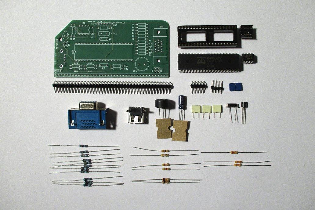 VGA Serial Terminal for RC2014 4