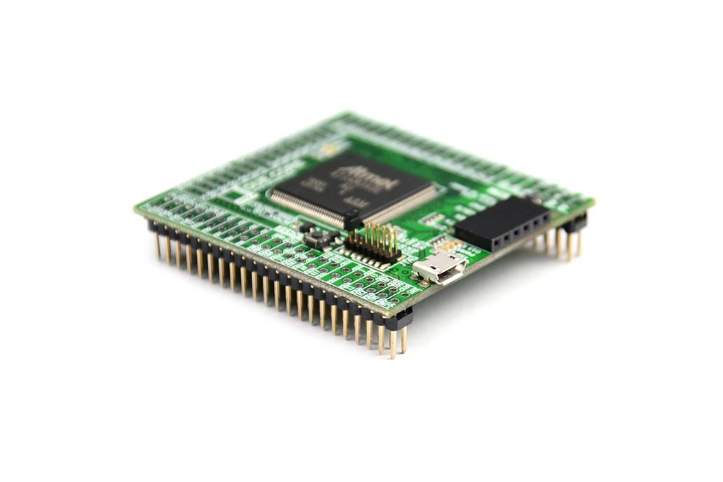 Arduino Compatible DUE-Core SAM3X8E Board 4
