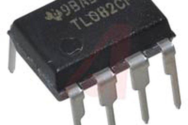 TL082/TL082CP WIDE DUAL JFET INPUT OP AMP 2x