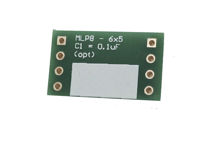 MLP8 Footprint to DIP8 Breakout