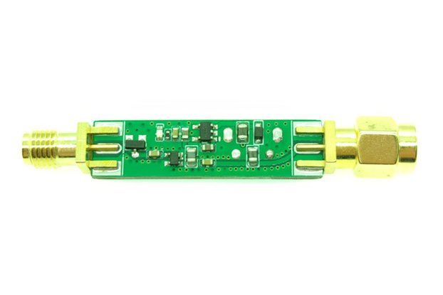 LNA for RTL Based SDR Receivers low noise signal