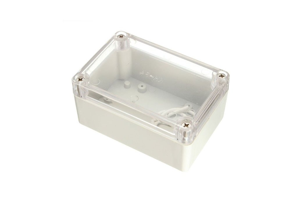 Electronic Plastic Box Waterproof Electrical Junct 2