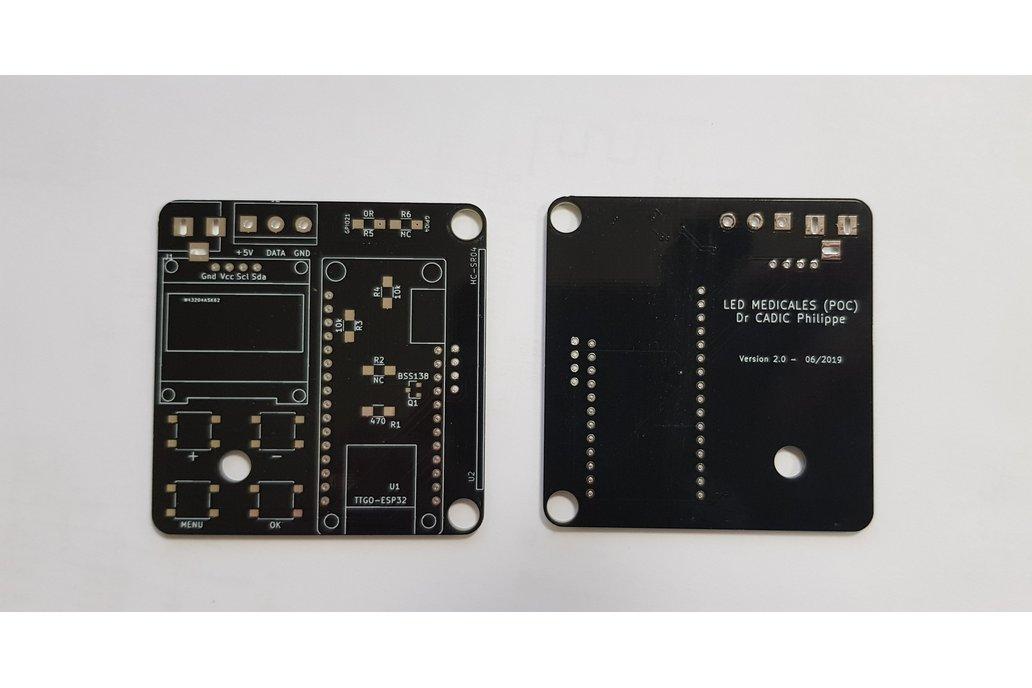 WS2812B STRIP LED ESP32 Driver 1