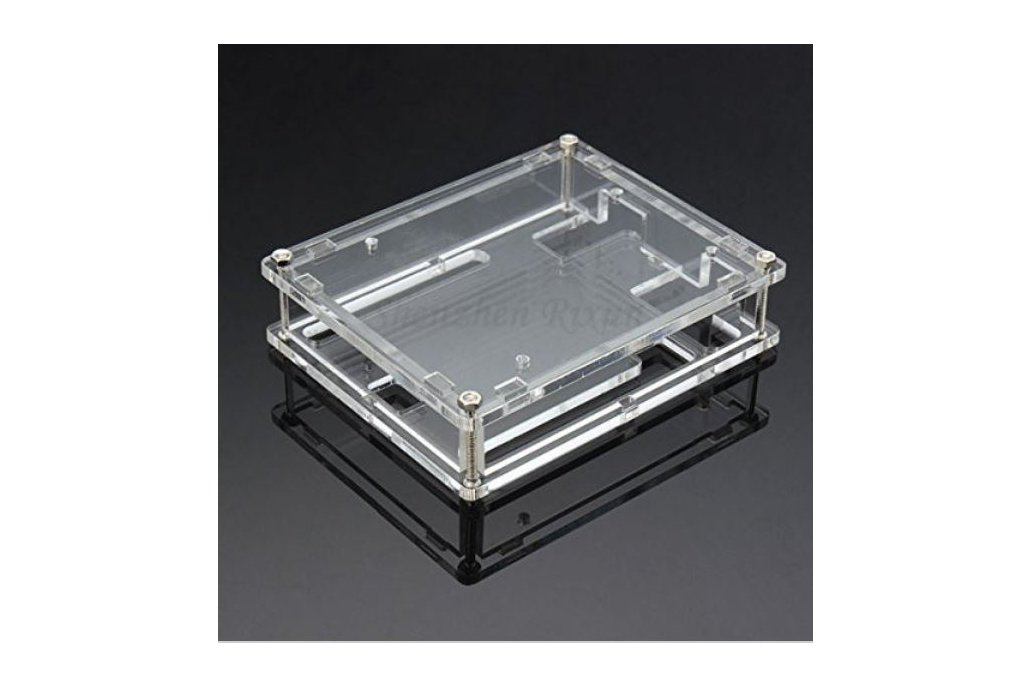 Transparent Enclosure for Arduino Uno 3