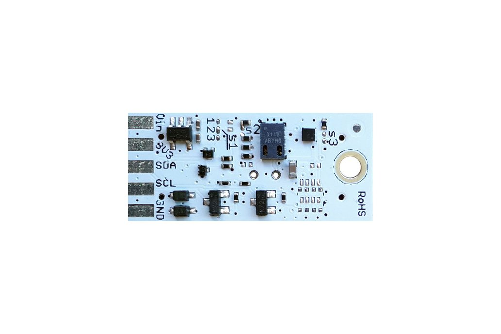 s-Sense CCS811 + HDC2010 air quality combo sensor 1