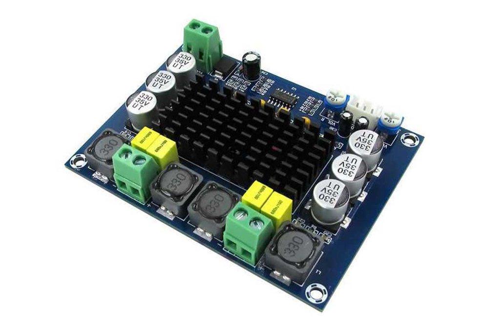 TPA3116D2 XH-M543 2*120W Amplifier Board 1