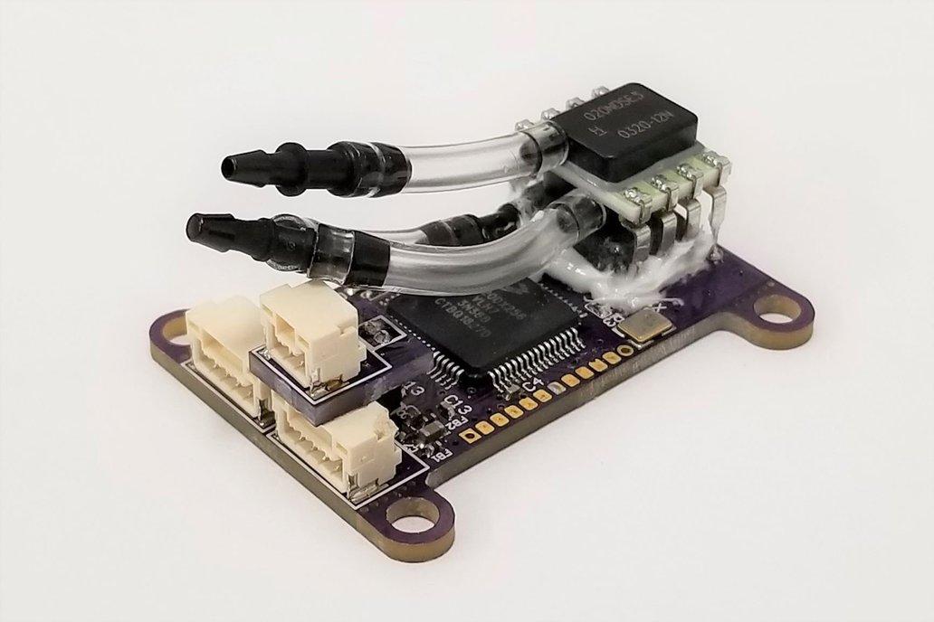 UAVCAN Air Data Computer / Airspeed Sensor 1