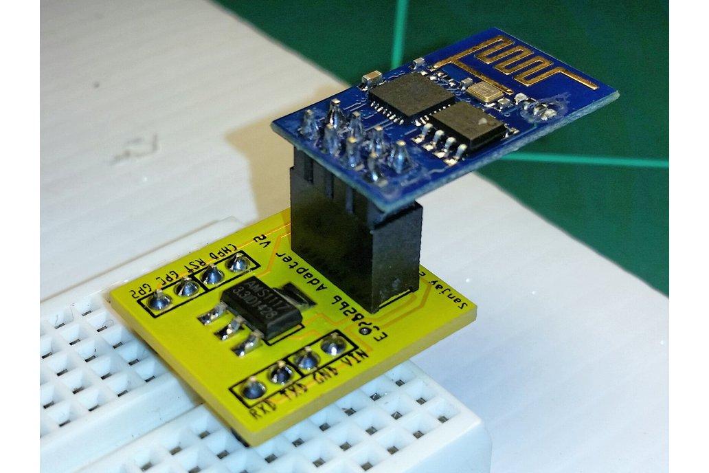 ESP8266 Adapter 1