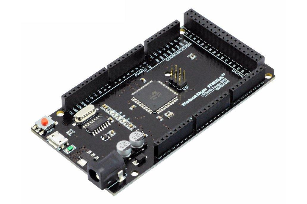 Mega 2560 ATmega 2560 R3 Microcontroller Board Compatible CH340G Arduino