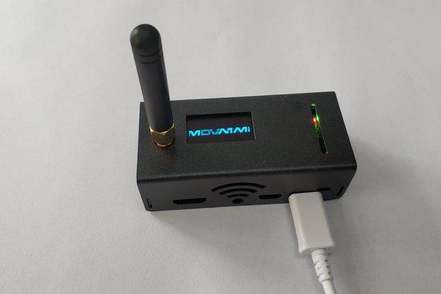 MMDVM Hotspot WiFi Digital Voice Modem