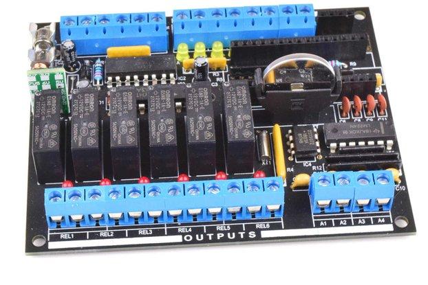 Arduino NANO based DIY PLC Kit CANADUINO® MEGA328
