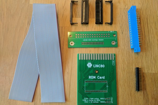 LiNC80 ROM Cartridge kit