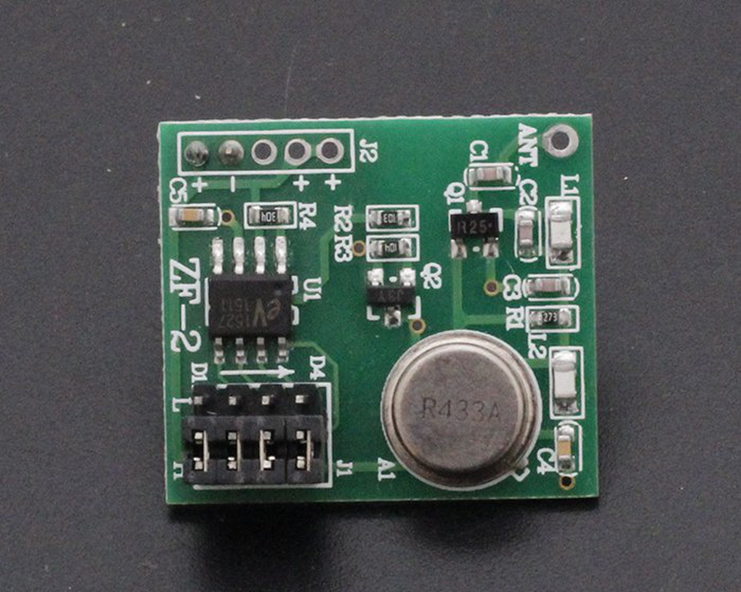 Cns X2 433mhz Wireless Transmitter7518 From Icstation On Tindie Transmitter Circuit 1