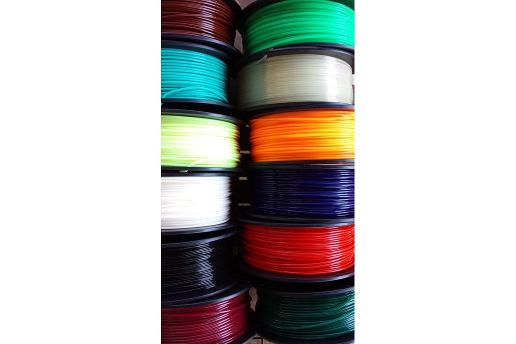 PLA 3D Printer Filament 1.75/3mm  1kg+Sample Pack 1