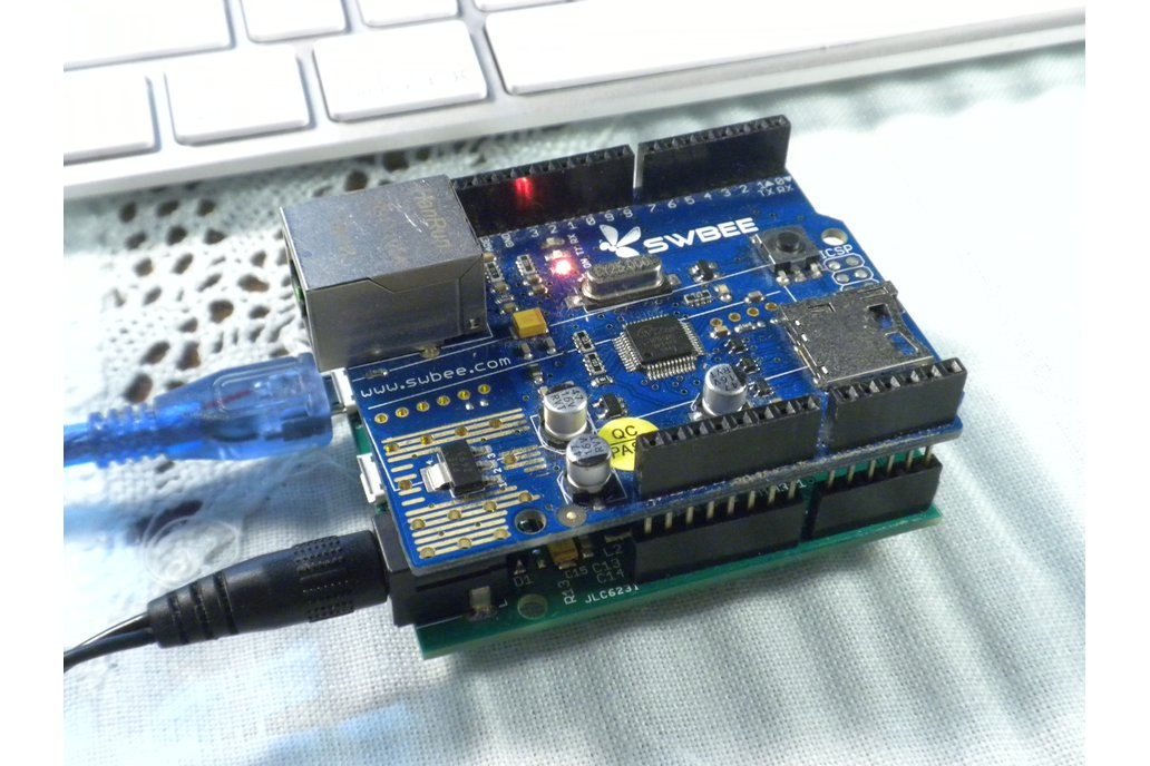 Arduino-compatible STM32F103C development board 4