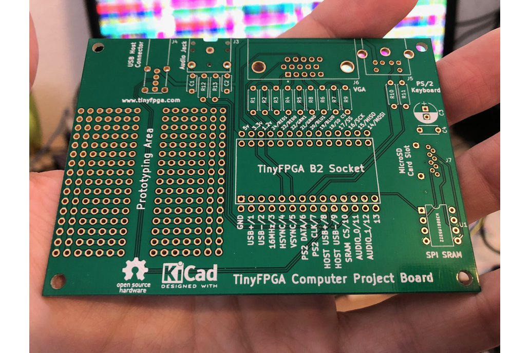 TinyFPGA Computer Project Board 3